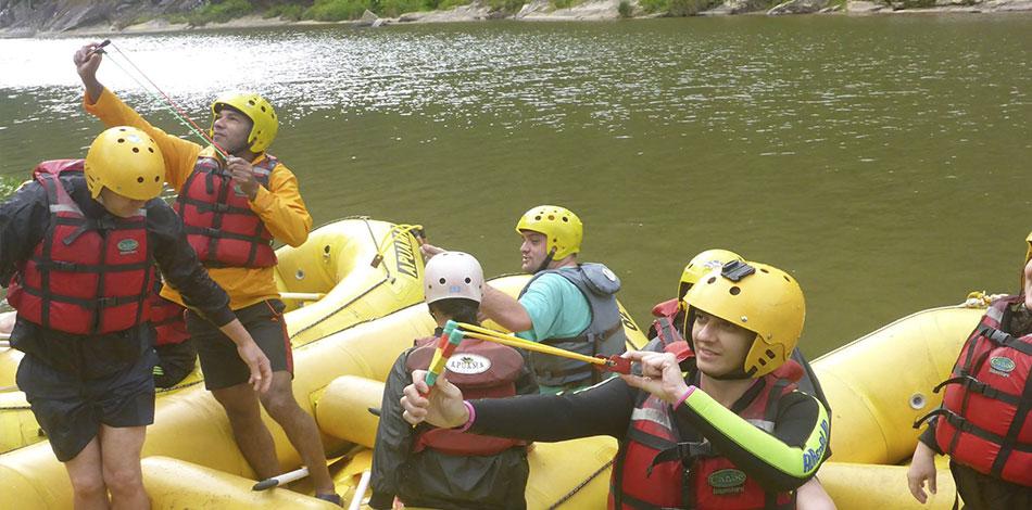 eco rafting turismo de experiencia