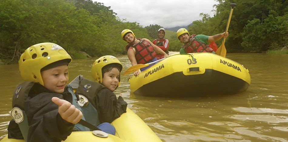 rafting apuama