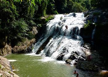 rapel cachoeira da ressureicao